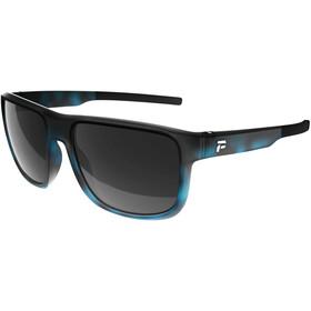 Flaxta Apostle Sunglasses, Turquesa/negro